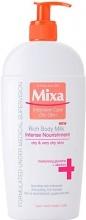 Mixa Rich Body Milk лосион за много суха кожа