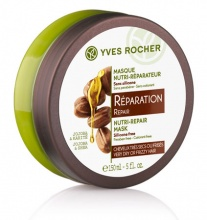 Yves Rocher Botanical Hair Care Nutri-Repair подхранваща маска за коса с жожоба