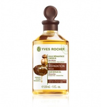 Yves Rocher Botanical Hair Care Hair Repair Oil масло от жожоба за възстановяване на изтънели връхчета