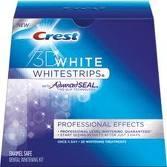 Crest 3D Whitestrips Advanced Seal Professional Effects  лентички за избелване на зъбите