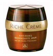 Yves Rocher  Riche creme anti-rides  jour дневен крем против бръчки за лице