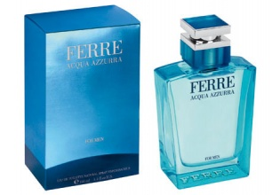 Gianfranco Ferre Acqua Azzurra EDT тоалетна вода за мъже без опаковка