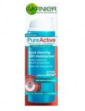 Garnier Pure Active крем за лице за проблемна кожа срещу петна