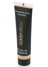 Golden Rose Moisturizing Cream Foundation фон дьо тен за лице 34гр