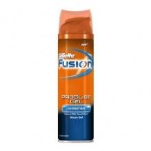 Gillette Fusion ProGlide гел за бръснене овлажняващ