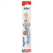 Aquafresh 1 Baby Mini четка за зъби за деца от 0-3г