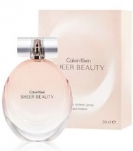 Calvin Klein Sheer Beauty EDT тоалетна вода за жени