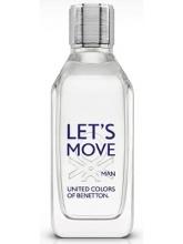 Benetton Let's Move EDT тоалетна вода за мъже