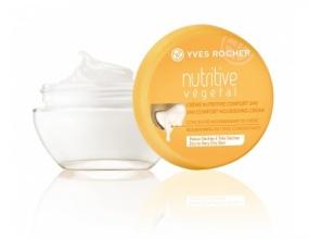 Yves Rocher Nutritive Vegetal подхранващ крем за лице