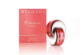 Bvlgari Omnia Coral EDT тоалетна вода за жени без опаковка
