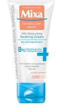 Mixa 24hr Moisturusung 8% glyserine успокояваш и хидратиращ крем