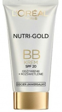 L'Oréal Nutri-Gold BB cream крем за лице