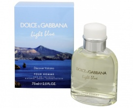 Dolce & Gabbana Light Blue Discover Vulcano EDT тоалетна вода за мъже