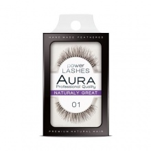 Aura Power Lashes изкуствени мигли