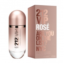 Carolina Herrera 212 Vip Rose EDP дамски парфюм