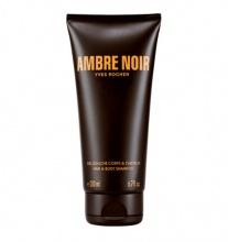 Yves Rocher Ambre Noir душ гел за мъже