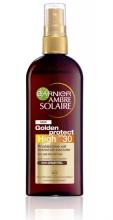 Garnier Ambre Solaire Golden Protect слънцезащитно олио