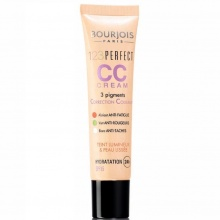 Bourjois 123 Perfect CC Cream фон дьо тен 30мл