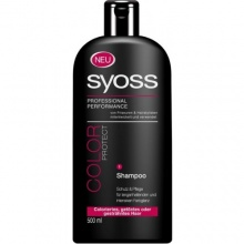Syoss Color Protect шампоан за боядисана коса