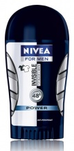 Nivea Invisible Power стик за мъже