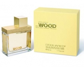 Dsquared² She Wood Golden Light EDP дамски парфюм