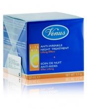 Venus Anti-Wrinkle Night Treatment Lifting Effect нощен крем против бръчки с вит.С