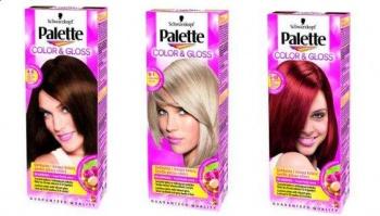 Palette Color & Gloss боя за коса