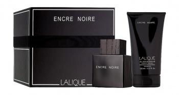 Lalique Encre Noire комплект за мъже EDT 100мл + душ гел 150мл