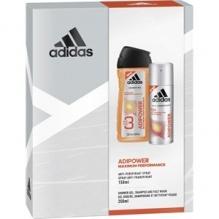 Adidas комплект за мъже душ гел + дезодорант