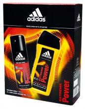 Adidas Extreme Power дезодорант 150мл + душ гел 250мл