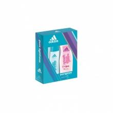 Adidas комплект за жени EDT 50мл + душ гел 250мл