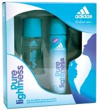 Adidas EDT тоалетна вода за жени 30мл + дезодорант 75мл