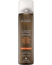 Alterna Bamboo Style Cleanse Extend Translucent Dry Shampoo Mango Coconut сух шампоан