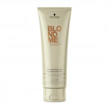 Schwarzkopf BlondMe Keratin Restore Blonde шампоан за руса коса