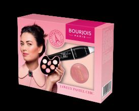 Bourjois Lovely Pastel Chic комплект за жени
