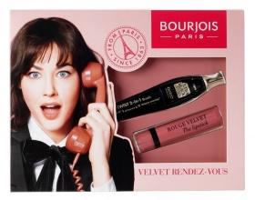 Bourjois Velvet Rendez-Vous комплект за жени