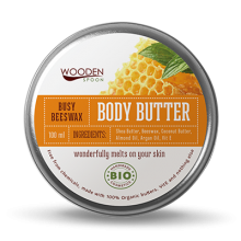 Wooden Spoon Busy Beewax Body Butter крем за тяло