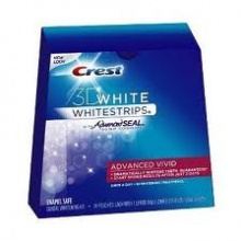 Crest 3D Whitestrips Advanced Seal Vivid лентички за избелване на зъбите