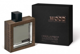 Dsquared² He Wood Rocky Mountain EDT тоалетна вода за мъже без опаковка