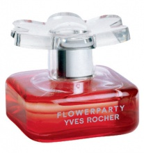 Yves Rocher Flowerparty EDT тоалетна вода за жени