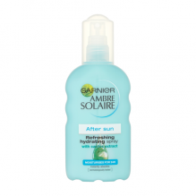 Garnier Ambre Solaire After Sun Refreshing Hydrating Spray спрей за след слънце