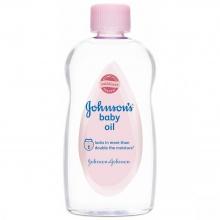 Johnson's Baby Oil бебешко олио