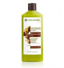 Yves Rocher Botanical Hair Care Nutri-Repair Treatment дълбоко подхранващ шампоан с жожоба