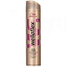 Wella Wellaflex Ultra Strong Hold лак за коса