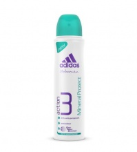 Adidas Action 3 Mineral Protect дезодорант за жени