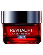 L`ORéAL Revitalift Laser X3 нощен крем за лице против бръчки