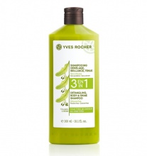 Yves Rocher Botanical Hair Care 3 in 1 шампоан с липа
