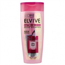 L`ORéAL Elvive Nutri Gloss шампоан за дълга коса без блясък