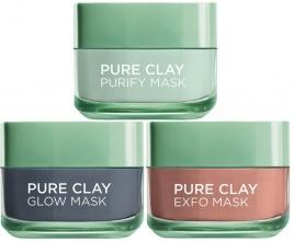 L`ORéAL Pure Clay маска за лице