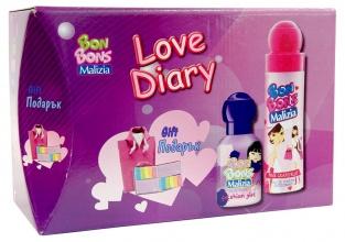 Malizia Love Diary детски комплект